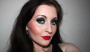 Christina Aguilera Makeup