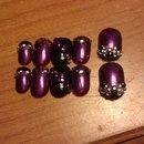 Deco Purple