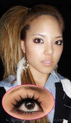 Under lashes make the difference!  http://falseeyelashessite.com/blog/2012/06/07/not-your-average-princess-%e2%80%93-dolly-hime-gyaru-eyes-with-elegant-lashes%c2%ae-m015-mystic-lashes/
