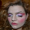Desdemona Makeup