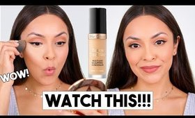TOO FACED BORN THIS WAY SCULPTING CONCEALER FIRST IMPRESSION - TrinaDuhra