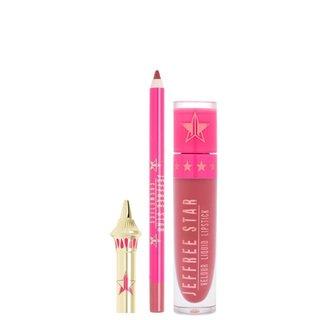 Velour Lip Kit Calabasas