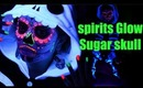 Spirits Glow Sugar Skull Makeup Tutorial