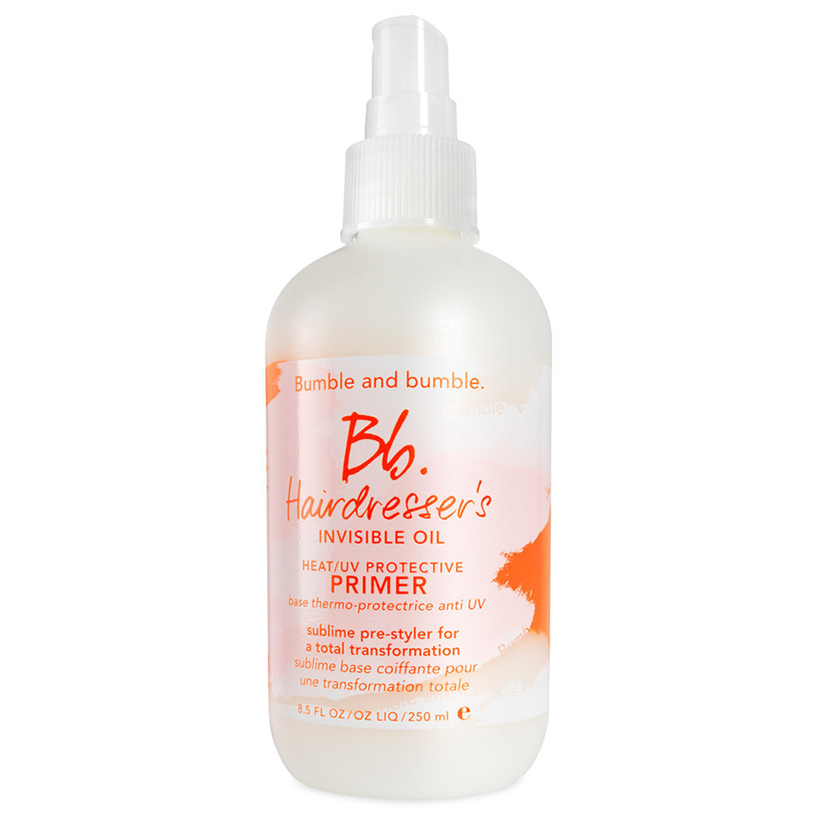 Bumble and bumble. Hairdresser's Invisible Oil Primer alternative view 1.