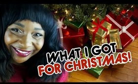 What I Got For Christmas 2014 | CloseupwithKamii
