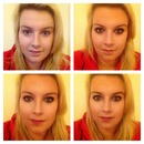 My Make Up From Start To End!