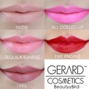 Gerard Cometics Lipsticks