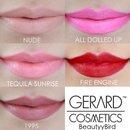 Gerard Cometics Lipsticks