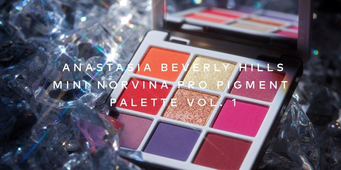 Shop Anastasia's Mini Norvina Pro Pigment Palette Vol.1 on Beautylish.com