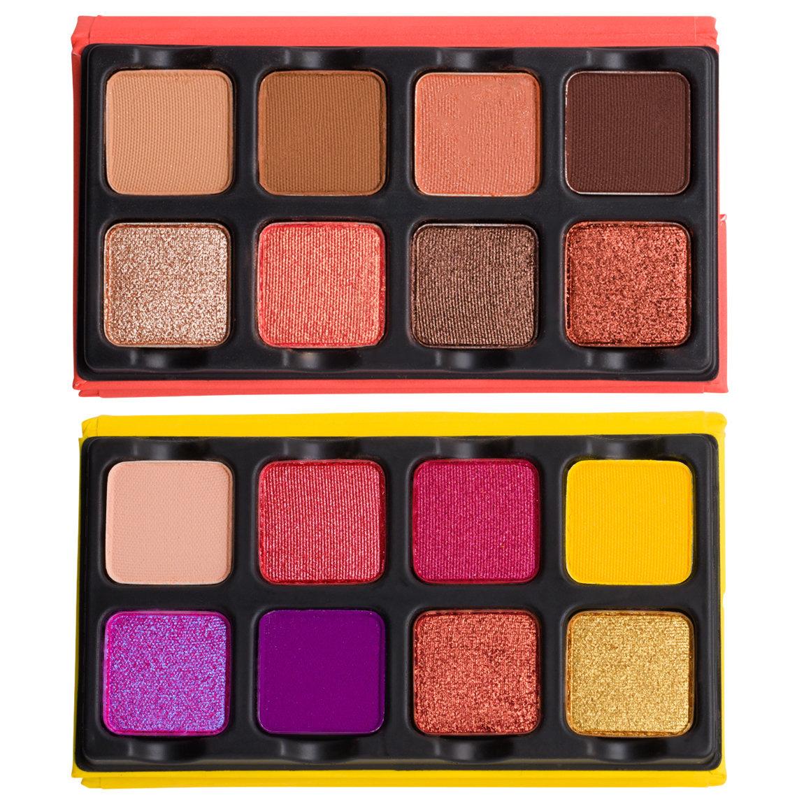 Viseart Petit Pro Palette 04 Apricotine & 05 Soleil Bundle product swatch.