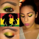 Bob Marley Inspired Look✨