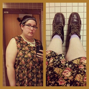 Dress: Salval, cut the sleeves.