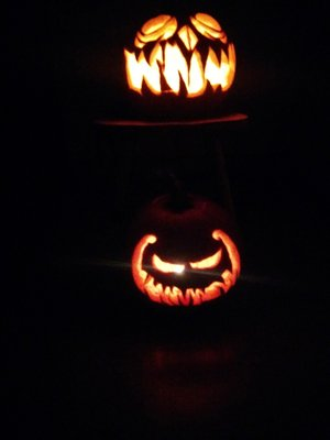 My sister carved her own and it turned out great!