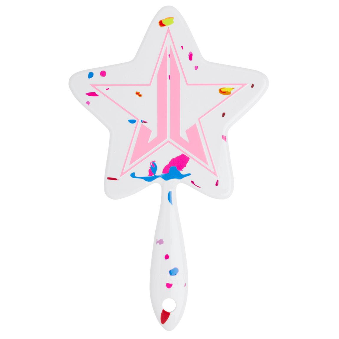 Jeffree Star Cosmetics Star Mirror White Jawbreaker product swatch.