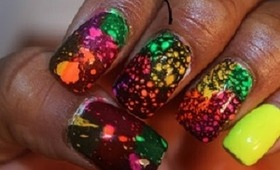 Spotted Nails {OPI Dupe}