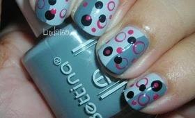 Nail Art - Dot... dot... dot... - Decoración de Uñas