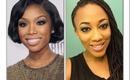 Brandy - AMA's Inspired Makeup