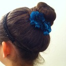Sock Bun For Thin Hair