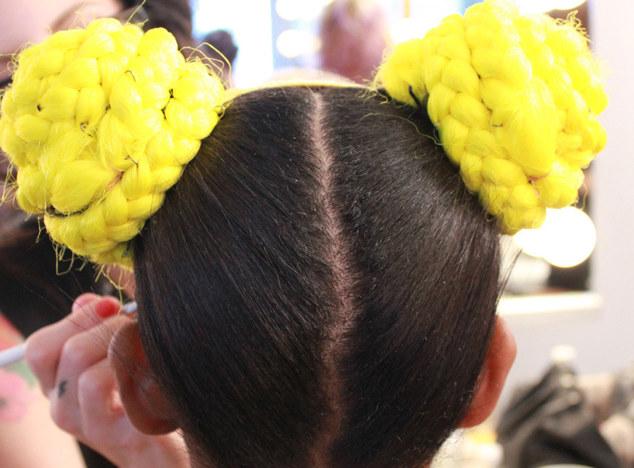 The Hairstyle That Got Minnie Mouse to Fashion Week ...