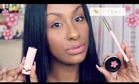 TATCHA BEAUTY A Cherry Blossom 🌸 Lip Collection | Mo Makeup Mo Beauty
