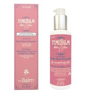 TheBalm Rose Face Cleanser for Normal to Dry Skin