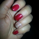 my 49ers nails
