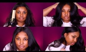 New skin melt LY Lace! wig try on ft. SUPERNOVA HAIR