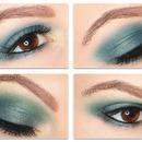 Makeup Tutorial Lime Crime Alchemy Palette.