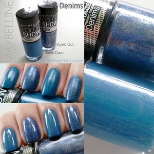 Review/swatches: http://www.beautybykrystal.com/2013/01/maybelline-color-show-denims-collection.html#