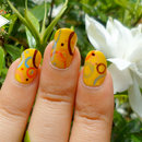 Abstract & Artistic JP MAG Inspired Nail Art ネイルアート