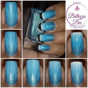 Step by step of how I created my striper gradient nails: http://www.bellezzabee.com/2014/01/californails-january-nail-art-challenge.html