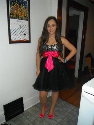 Semi Formal Dress 2012.