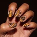 Emancipation Day Nails