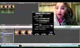 How to Overlay a Picture/Movie in iMovie '09
