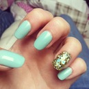 Mint manis for talia joy <3