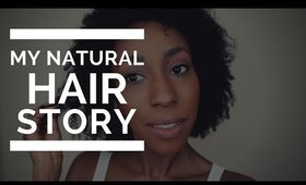 My Natural Hair Story