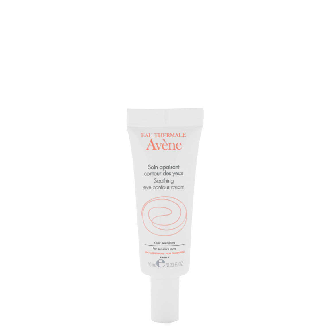 Eau Thermale Avène Soothing Eye Contour Cream product swatch.