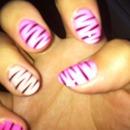 Pink Zebras