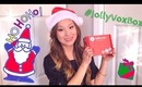UNBOXING! ☃ JollyVoxBox from Influenster!