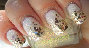 more pics, details and swatch of base color(Pixi Opal Sheen):http://www.thepolishedmommy.com/2012/08/glitter-opal-gradient.html#
