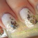 Glitter opal Gradient