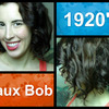 Faux Curly Bob