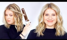 The MOST EXPENSIVE Curling Iron $250!!!