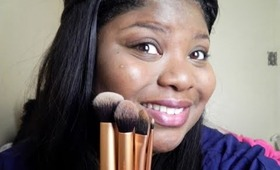 Review and Demo Pixiwoo Real Technique Brushes