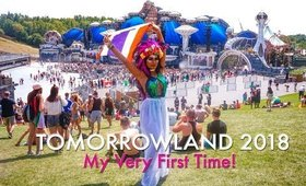 Tomorrowland 2018 (week1) My very first time!