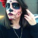 My Halloween motd.💄