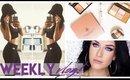 Weekly Vlog #63   Giveaways, Gym Progress & Changing the Weekly Vlog