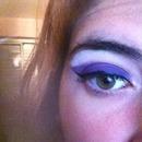 Purple skin