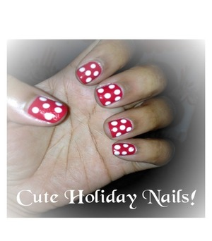 Have fun during the holidays!! Check me out on www.youtube.com/dearnatural62