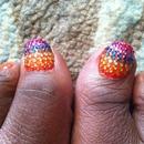 Rainbow Toes!!